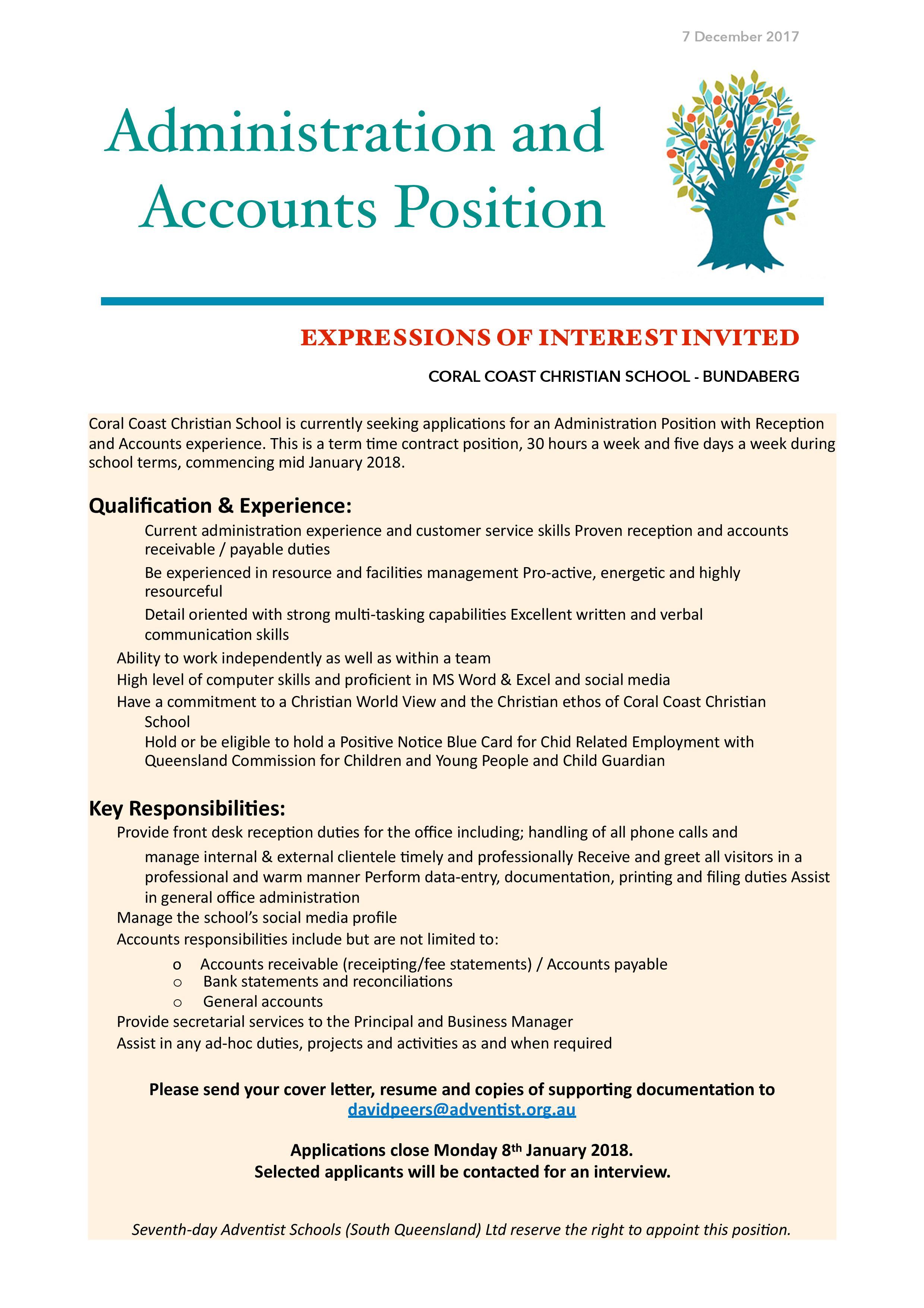 CCCS Position Vacant Advert - Dec 2017-page-001