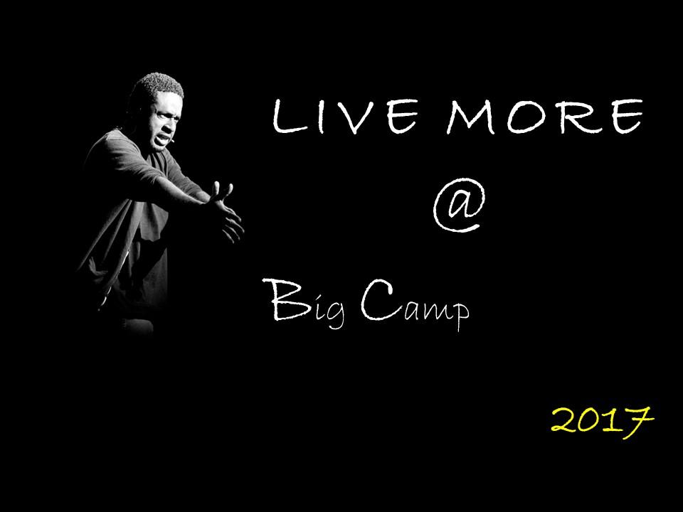 Big Camp 2017 Promo Slide